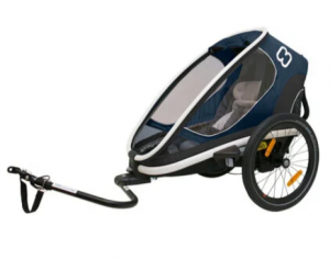 Hamax Outback One Reclining Sykkelvogn