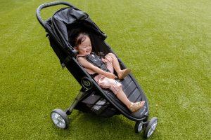 Beste barnevogn test: Baby Jogger City Mini 2
