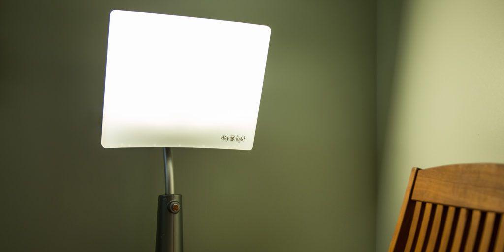 Dagslyslampe test