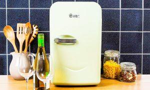 Minikjøleskap test