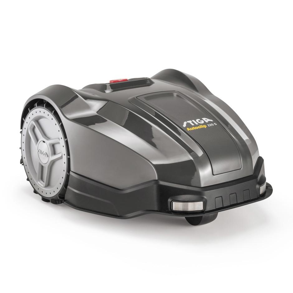 Robotgressklipper Stiga Autoclip 550