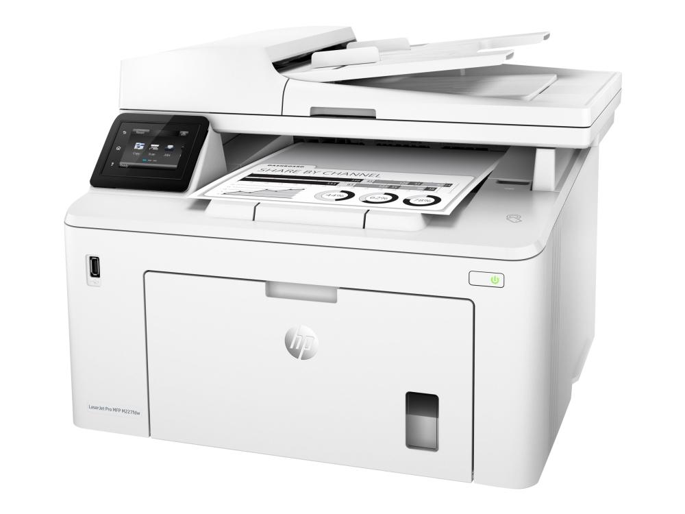 HP LaserJet Pro MFP M227fdw - Multifunksjonsskriver