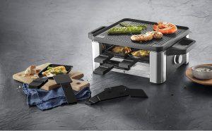 Raclette jern