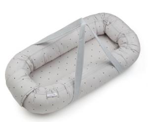 Best i test babynest LIEWOOD Gro Hardbag Classic Dot
